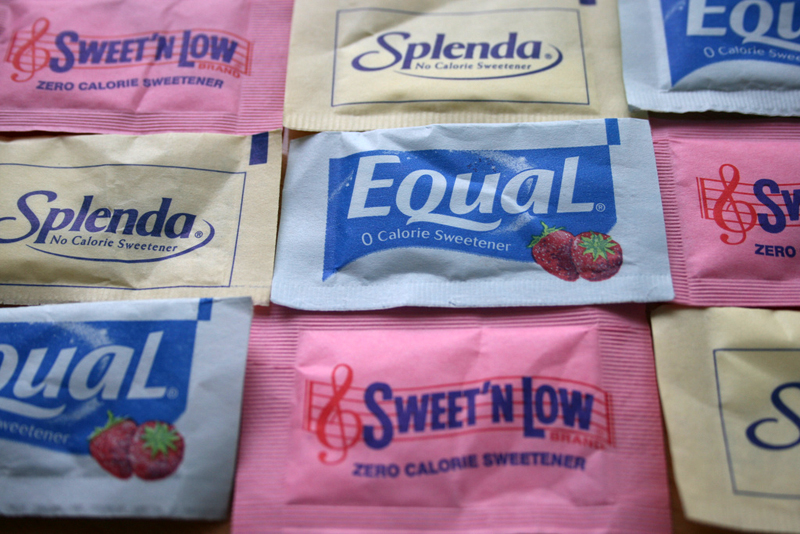 When Not to Lick Your Fingers: Artificial Sweeteners ...