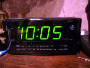 My Hated Alarm Clock