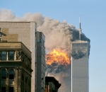 UA Flight 175 hits WTC south tower