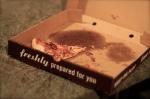 6/365: Last Night's Pizza by sparetomato, on Flickr