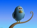 CreativeTools.se - Twitter bird standing on branch - Close-up by Creative Tools, on Flickr