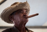 Straw hat and.... a cigar... by Rene Bastiaanssen, on Flick