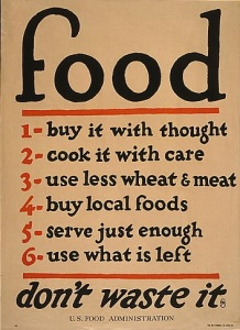 Food: Don't Waste It (1917)