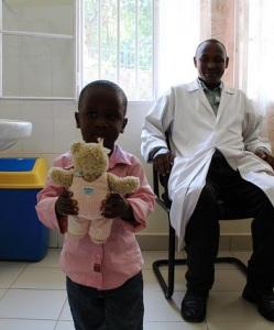Rwanda child