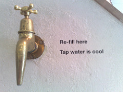 Water tap (via Flickr CC)